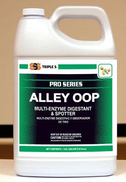 Alley Oop Multi Enzyme Digestant & Spotter, 4x1Gal/Cs