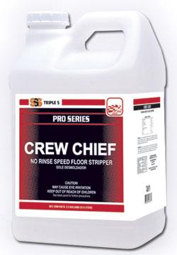 STEADFAST CREW CHIEF SPEED STRIPPER, 2x2.5 Gal/Case