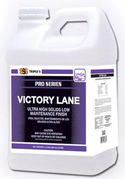 Victory Lane Ultra High Solids Low Maint. Finish, 2x2.5Gal/Cs