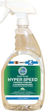 HyperSpeed RTU Cleaner 12/1 Qt. W/Sprayer