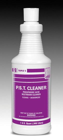 P.S.T.Cleaner (EPA),12qts Per Case