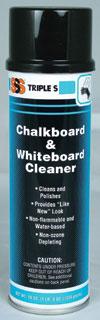 Chalkboard / Whiteboard Cleaner, 12-19oz Per Case