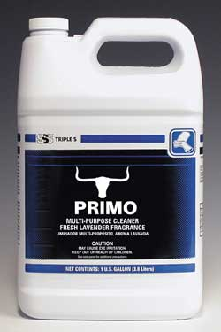 SSS Primo Multi-Purpose Cleaner, 4/1 Gal.