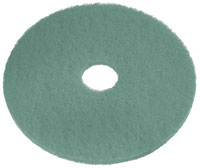 "Americo 21"" Aqua Burnishing UHS Floor Pad, 5 Per Case"
