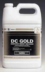 DC Gold Disinfectant Cleaner 4 Gallons Per Case