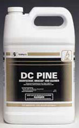 DC Pine Disinfectant Cleaner 4 Gallons Per Case