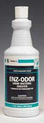 ENZ-ODOR Liquid Bacteria/ Digester, 12/1 Qt Per Case