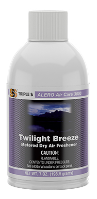 Alero 3000 Metered Refill Twilight Breeze, 12/7oz Case