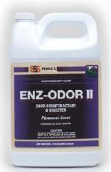 Enz-Odor II Pleascent Scent 4 x 1 Gallon/Case
