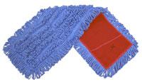 "NEXGEN 24"" Blue MicroFiber looped End Dust Mop Pad"