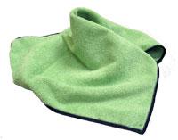 """NexGen 16"""" x 16"""" Green Microfiber General Cleaning"""