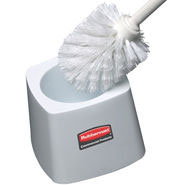 RCP Toilet Bowl Brush Holder, White, 24/Cs.