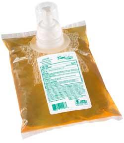 Foam Soap Antibacterial Gold Skin Cleanser 1000ML 6/Case