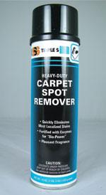 Heavy-Duty Carpet Spot Remover, 12 x 19oz Cans/Case