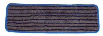 """HD Microfiber Scrubber Pad 5"""" x 18"""" 12 Per Case"""